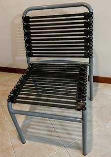Chairs (grey or black)