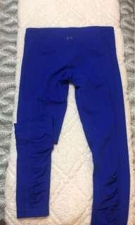 Under armour leggings (med)