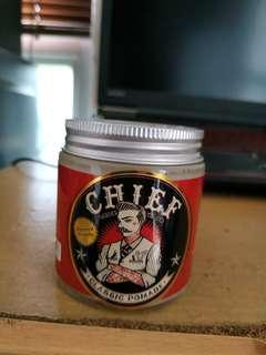 New Ori Pomade Chief Oil Based 105Gr Exp 2022