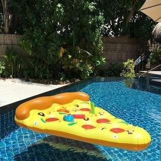 Inflatable Pizza 🍕 Float
