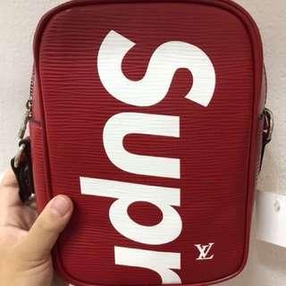 Supreme LV sling bag