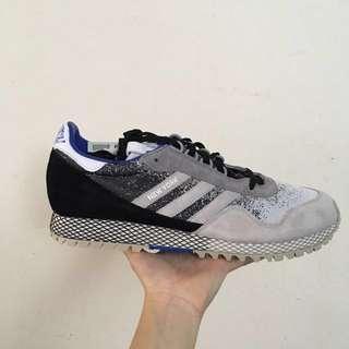 [Fire Sale!] Adidas New York Hanon Dark Storm