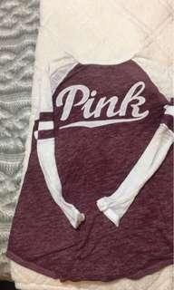 Pink shirt (xs)