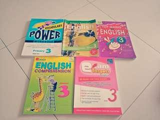 Primary 3 Revision/ Assement book
