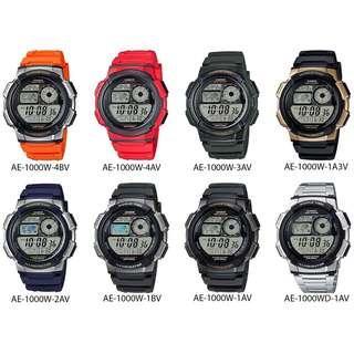 Casio Unisex Watch  (Ori)