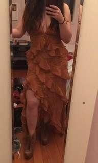 Incredible layered Dress