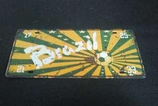 Tin Signboard