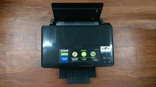 Epson Stylus TX120 印表機