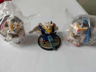 [全場$5任選] SD 高達 扭蛋 Wing Zero Custom Gundam Collection