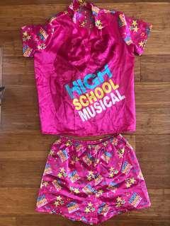 HIGH SCHOOL MUSICAL PJ's