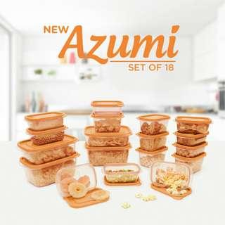 Dusdusan Azumi Set of 18