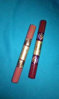Sariayu duo lip colour