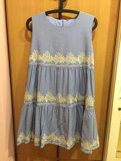 Embroideries Dress