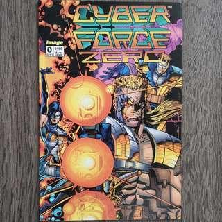 Cyberforce comics
