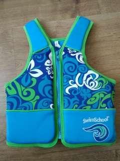 SwimSchool Baby Swimming Trainer Vest