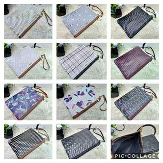 Tas Fossil Pouch Hand Bag