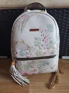Aldo Floral Backpack