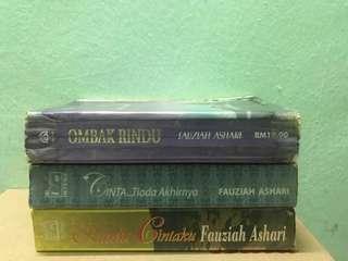 preloved novel melayu - combo ombak rindu