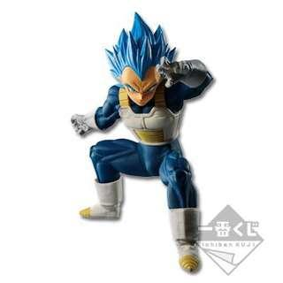 Dragonball Inchiban Kuji Prize E Vegeta