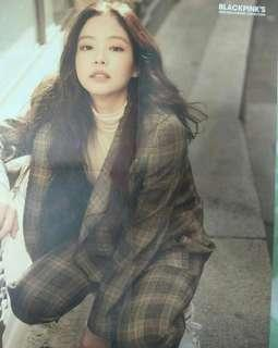 LF : Blackpink Jennie Welcoming Collection Poster