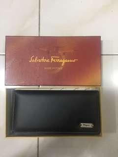 Not authentic Ferragamo Wallet -  free shipping