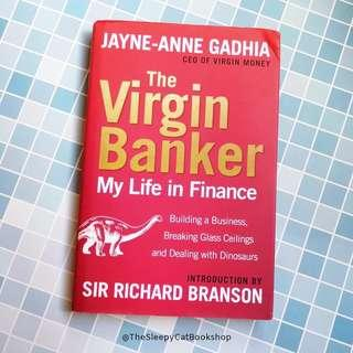 USED BOOK The Virgin Banker: My Life in Finance
