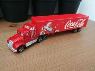 Coca Cola Christmas Lorry Toy