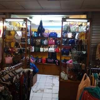 Di jual murah kios dalam mall (pusat grosir bogor merdeka) kios ramai pengunjung