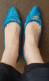Ittaherl blue lace 39