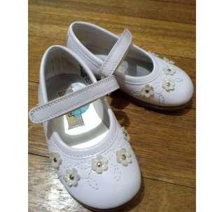 Rachels Baptismal Shoes