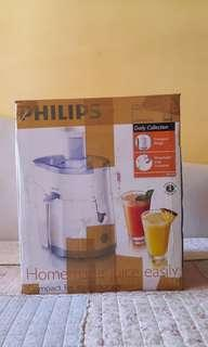 Juicer Philips HR 1810
