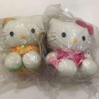 🚚 Hello Kitty Dear Daniel Couple Chinese New Year Oriental Costume
