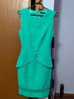 Portmans Green Dress