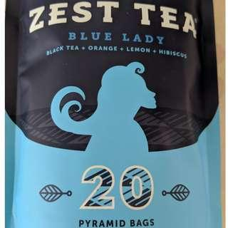 Zest High Caffeine Tea -- Imported directly from USA