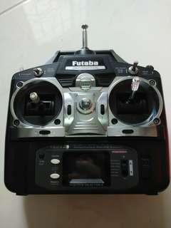Futaba 6 channels 26 Mhz PCM radio