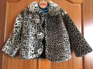 🚚 豹紋🐆短版外套
