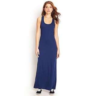 6ebc9467ee forever 21 maxi dress   Women's Fashion   Carousell Singapore