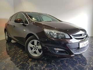 Opel Astra J 1.4AT 5Dr Turbo