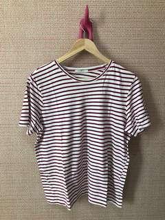 Zara Stripes T-Shirt