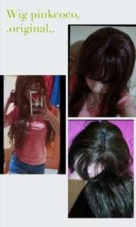 Wig pinkcoco original