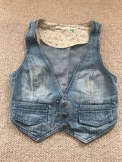 Just Jeans Denim Vest