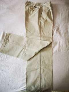 Hang Ten wrinkle free pants (32)