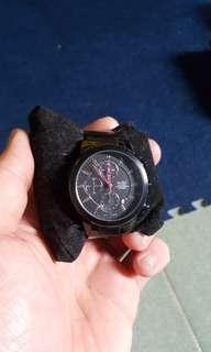 Alba 雅柏 三眼 手錶 女表 女錶 很新