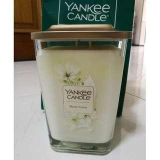 Yankee Candle Sheer Linen