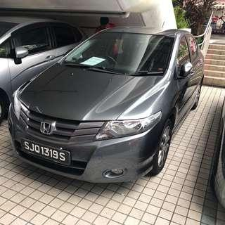 Honda City 1.5 Basic V Sedan i-VTEC Auto