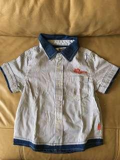 🚚 Assorted Brand Shirts for Kids