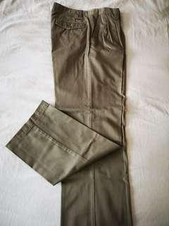 Hang Ten wrinkle free pants (34)
