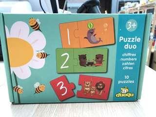 🚚 Puzzle Duo
