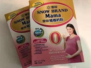 雪印媽媽奶粉