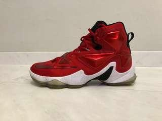 e406080010ca Nike LeBron James XIII size US9
